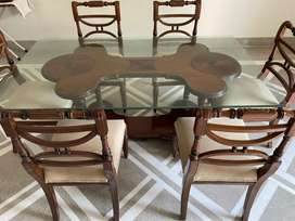 Ethnic Indian Dining Table