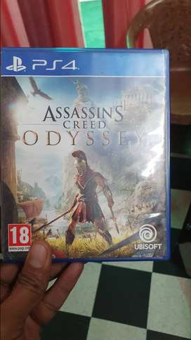 Assassins creed odyssey ps4 game