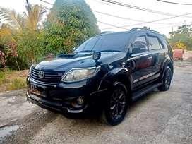 Toyota Fortuner DieseL MT G TRD Sportivo Tahun 2014 Langka Gan