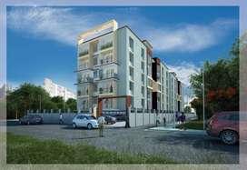 3bhk flat at SASAL six mile Guwahati.. possession by april2020