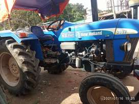 A good condition tractor