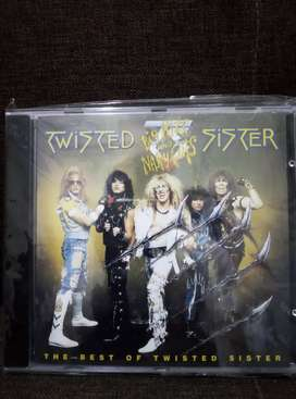 CD audio TWISTED SISTER