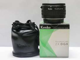 [Canon EF EF-S] Kenko TELEPLUS HD 2X Teleconverter