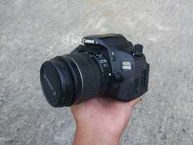 Canon 600d fulset normal