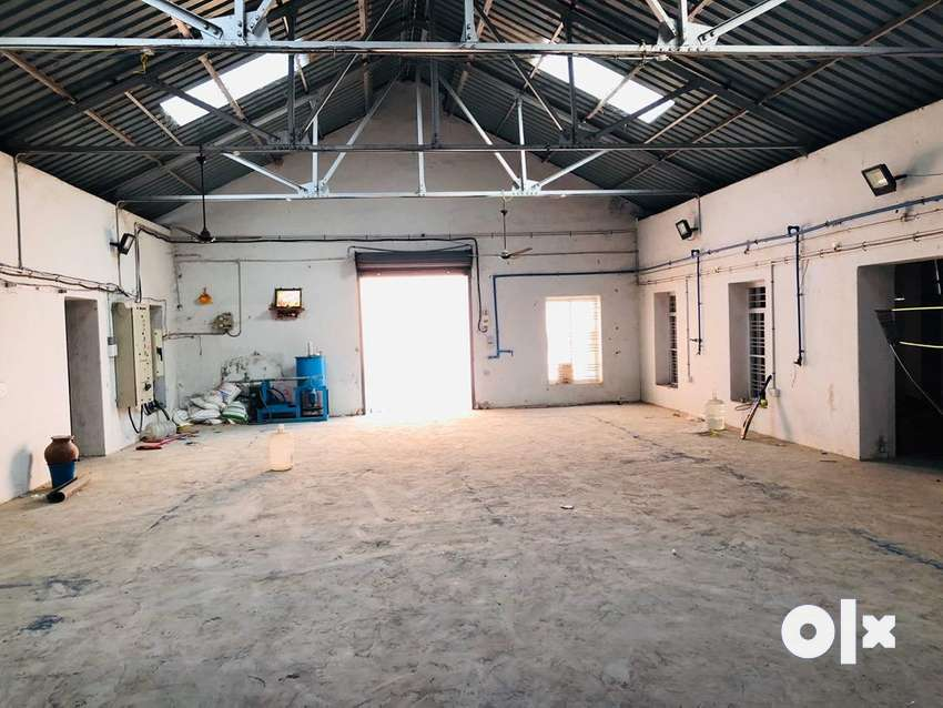Godown for rent for all purpose factory and company 0