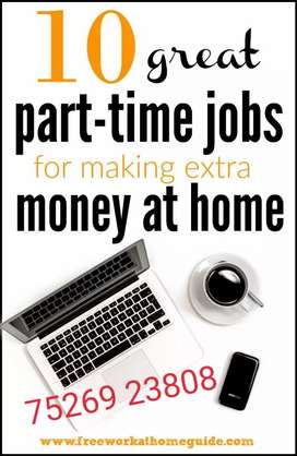 Genuine offline data entry job weekly payment