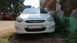 Hyundai Verna CRDi 1.6 SX Option, 2012, Diesel