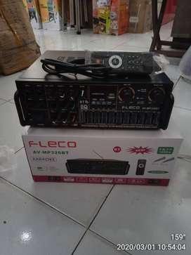 power amplifier fleco AV MP326BT karaoke