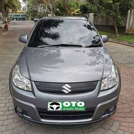 [Dp21JT] Suzuki SX4 AT 2010 bs kredit murah