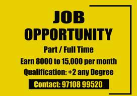 Government Approved Company Providing data entry job