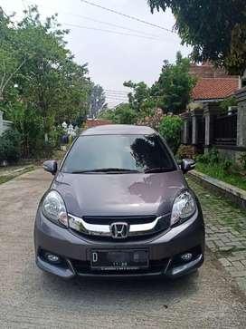 Dijual Honda Mobilio E M/T 2015