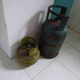 Tabung Gas dan stelling kaca