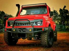 Modified Gypsy New Look Ready on order ALL INDIA DELIVERY