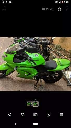 Kawasaki Ninja fuell pump