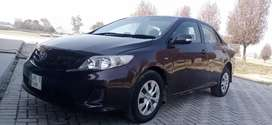 Toyota Corolla XLI 2013 Model Total Genuine