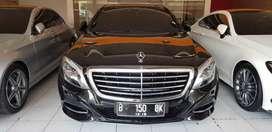 MERCEDES BENZ S400 thn 2014 hitam