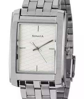 Sonata Watch for men's