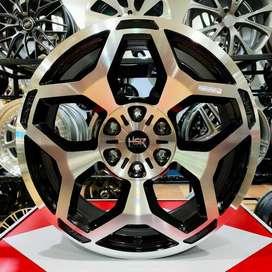 Velg Mobil Ring 20 Hsr Myth10 Ranger Pajero Fortuner Spec Racing Medan