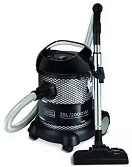 Black Decker vacuum cleaner BV 2000