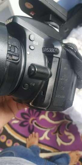Nikon d5300+lensa kit