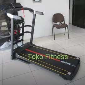Treadmill elektrik = TL 615 Alat fitness