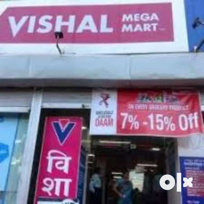 Need 10 fresher male and female candidate in shopping mall 0