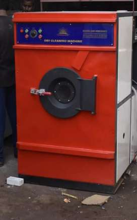 Dry cleaning machine 10kg