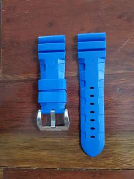 Rubber strap after market Panerai 26mm (utk panerai submersible 47mm)