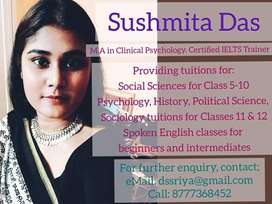 Cerified Communicative English Trainer Providing Classes