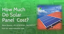 How much do solar panel cost?