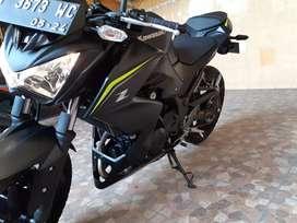 Kawasaki Z250 2017 Hitam Mulus