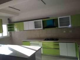 3/BHK semi furnished Brand new posh flat rent near Aj Hospital
