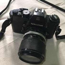 Kamera Analog Nikomat EL