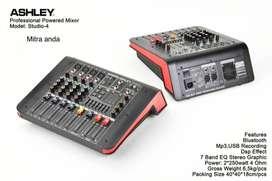 Mixer power ashley studio4