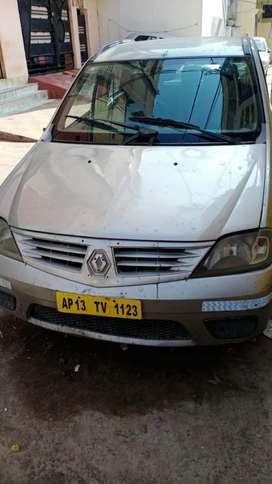 Mahindra Verito 1.5 D2 BS-IV, 2011, Diesel