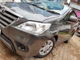 Toyota Innova 2.5 GX 8 STR BS-IV LTD, 2016, Diesel