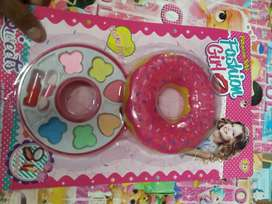 mainan anak make up donut edisi