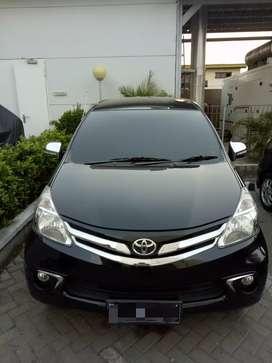 Toyota Avanza 1.3 G Automatic 2013 Istimewa