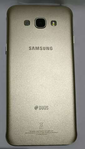 Samsung A8 with fingerprint in new condition