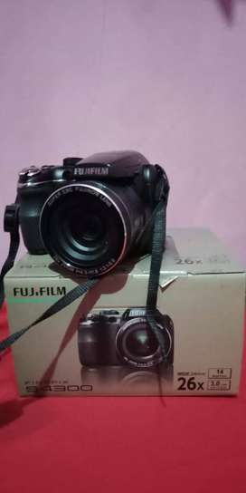 Dijual Cepat Fujifilm Finepix S4300