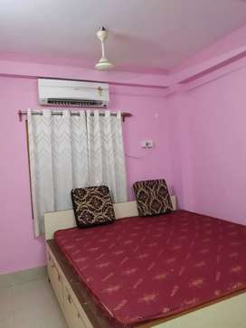FULLY FURNISHED WITH AC 2BHK APARTMENT RENT