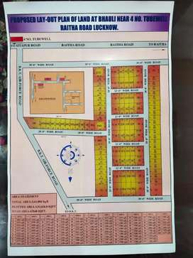 All measurements of plots are available with every facing