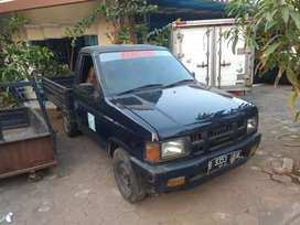 Panther diesel solar 2500cc bak pick up