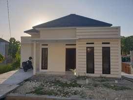 Rumah SIAP HUNI Tipe 54 di KP