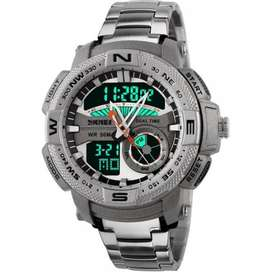 Analog-Digital Watch - For Men