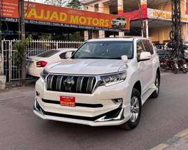 Toyota Land Cruiser Prado TXL With Beige Interior