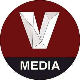 V Media Required Trainee Video Editor