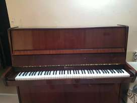 Russian Upright Piano in Mint Condition