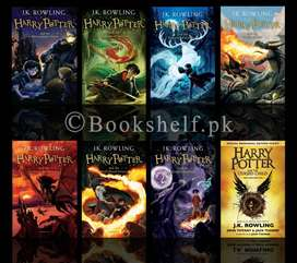 Harry Potter Series (All 8 Books)