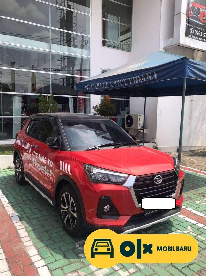 [Mobil Baru] PROMO Super Dasyat TERMURAH DAIHATSU ROCKY  PPnBM
